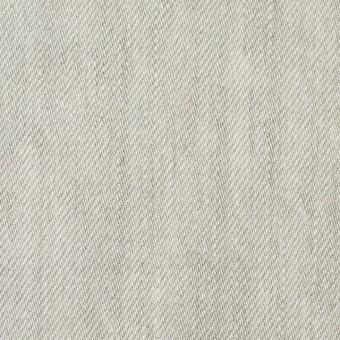 コットン×無地(ライトグレー)×セルビッチデニム サムネイル1