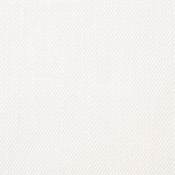 コットン×無地(オフホワイト)×カツラギ サムネイル1