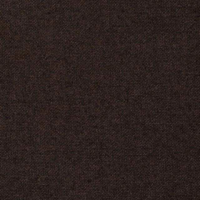 コットン×無地(ダークブラウン)×ビエラ イメージ1
