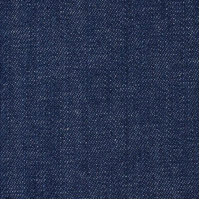 コットン×無地(インディゴブルー)×ソフトデニム イメージ1