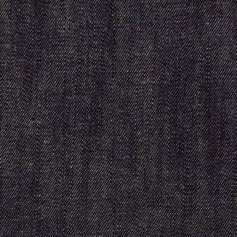 コットン×無地(チャコールブラック)×ソフトデニム サムネイル1