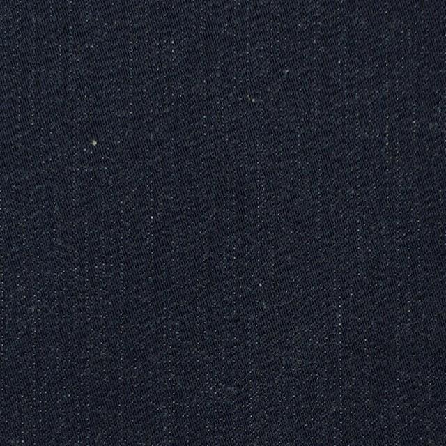 コットン&ポリウレタン×無地(インディゴ)×デニムストレッチ イメージ1