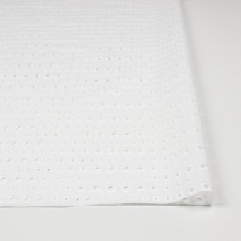 コットン×ドロップ(オフホワイト)×ローン刺繍 サムネイル3