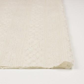 コットン×アーガイル(キナリ)×ボイル刺繍 サムネイル3