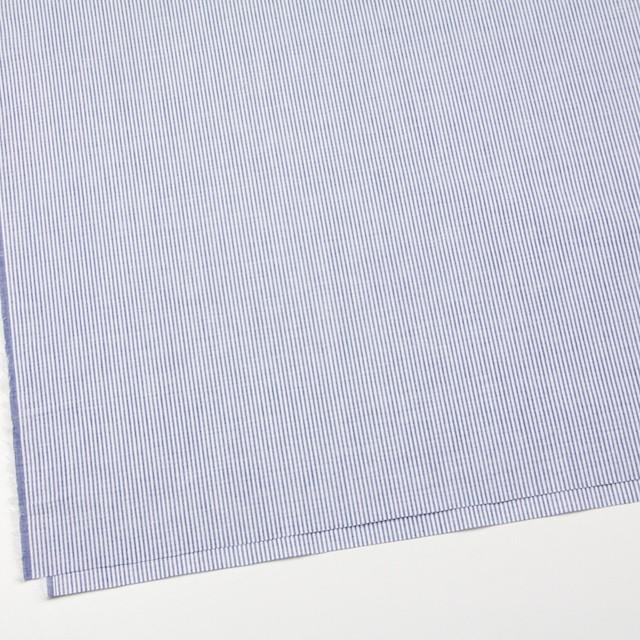 コットン×ストライプ(ブルー)×サッカー_全2色 イメージ2
