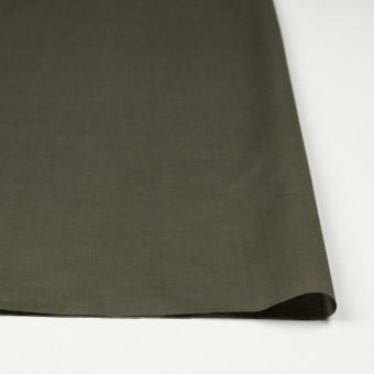 コットン×フラワー(カーキグリーン)×ローンシャーリング刺繍 サムネイル3