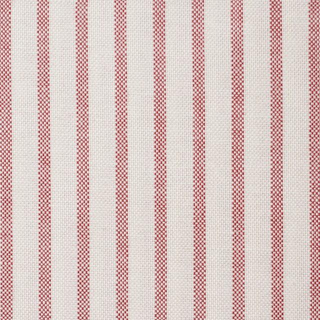 コットン×ストライプ(レッド)×オックスフォード_全3色 イメージ1