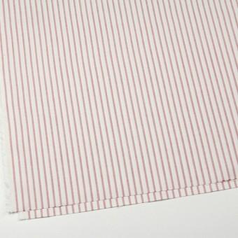 コットン×ストライプ(レッド)×オックスフォード_全3色 サムネイル2