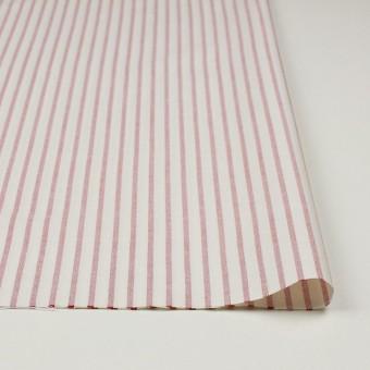 コットン×ストライプ(レッド)×オックスフォード_全3色 サムネイル3