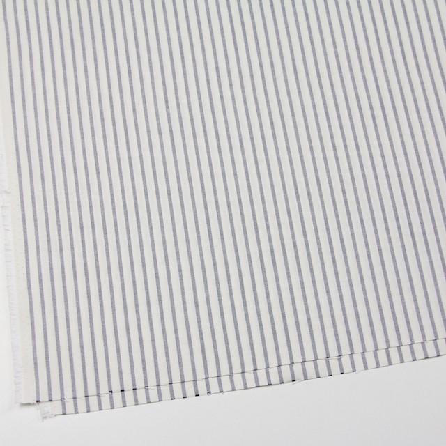 コットン×ストライプ(ダークネイビー)×オックスフォード_全3色 イメージ2
