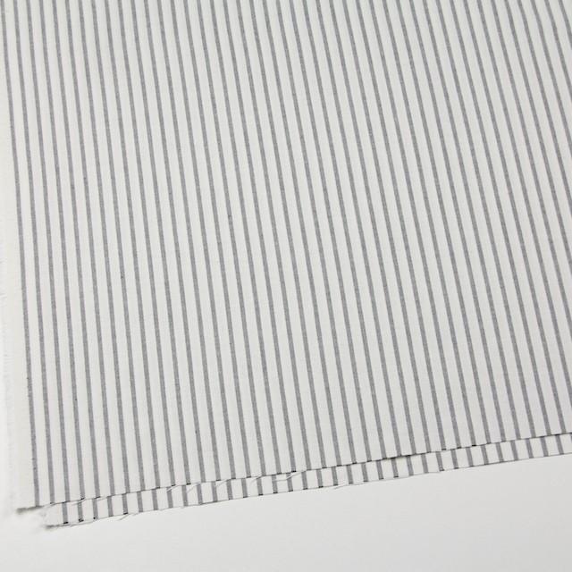 コットン×ストライプ(ブラック)×オックスフォード_全3色 イメージ2