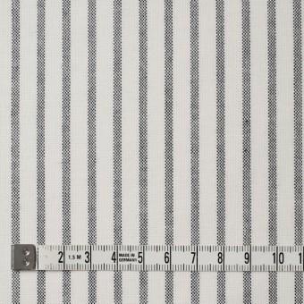 コットン×ストライプ(ブラック)×オックスフォード_全3色 サムネイル4