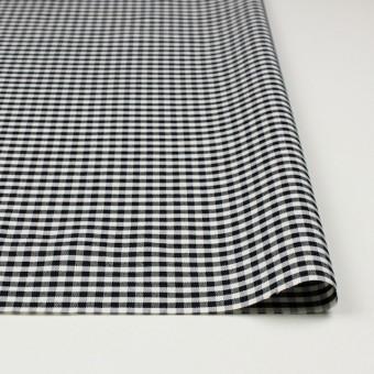 コットン×チェック(ブラック)×オックスフォード_全2色 サムネイル3