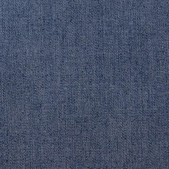コットン&ポリウレタン×無地(ブルーグレー)×デニムストレッチ イメージ1