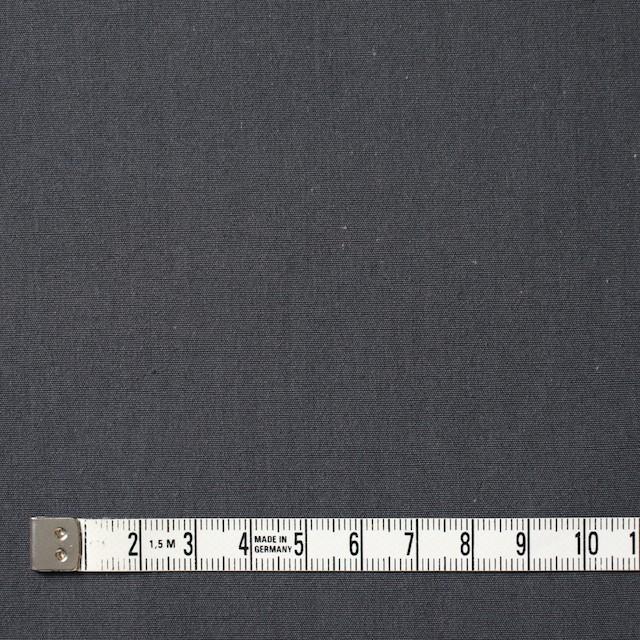 コットン×無地(グレー)×ブロード イメージ4