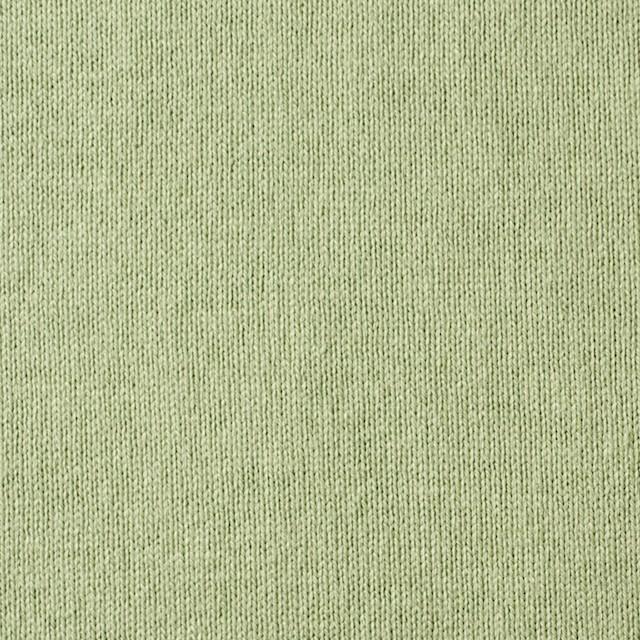 コットン×無地(グリーンティー)×天竺ニット_全3色 イメージ1
