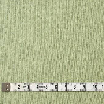 コットン×無地(グリーンティー)×天竺ニット_全3色 サムネイル4