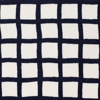 コットン&ポリウレタン×スクエア(オフホワイト)×チノクロス・ストレッチ_全2色 サムネイル1