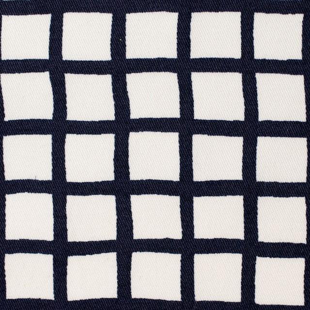 コットン&ポリウレタン×スクエア(オフホワイト)×チノクロス・ストレッチ_全2色 イメージ1