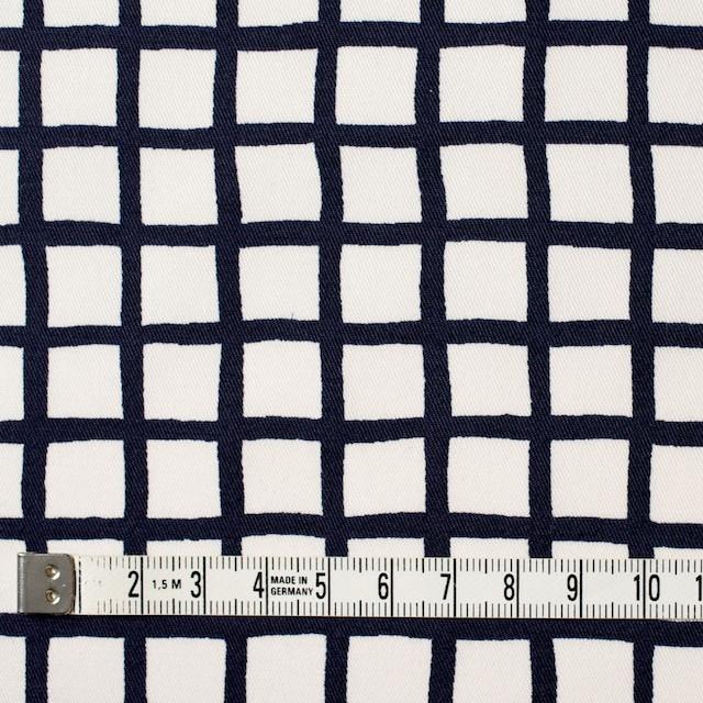 コットン&ポリウレタン×スクエア(オフホワイト)×チノクロス・ストレッチ_全2色 イメージ4