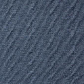コットン×無地(ブルーグレー)×天竺ニット サムネイル1
