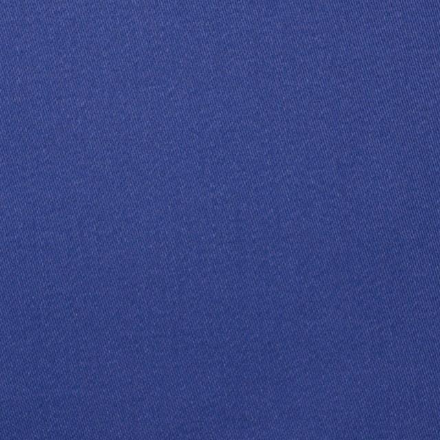 コットン×無地(ロイヤルブルー)×サテン_全3色 イメージ1