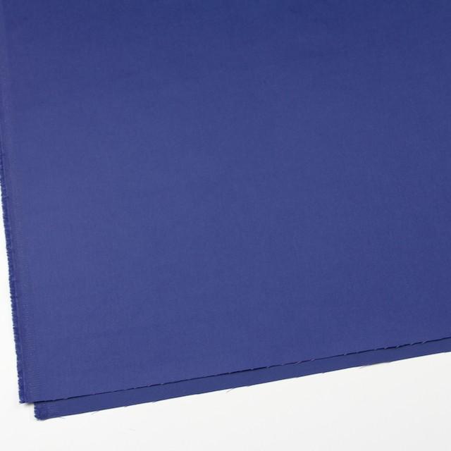 コットン×無地(ロイヤルブルー)×サテン_全3色 イメージ2