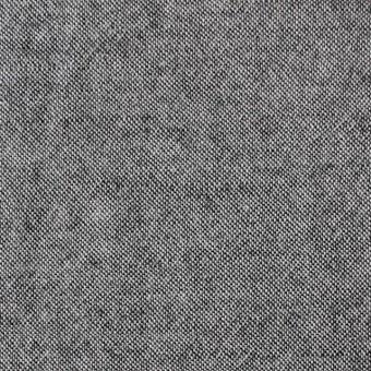ウール&コットン×無地(チャコールグレー)×起毛シャンブレー_全3色 サムネイル1