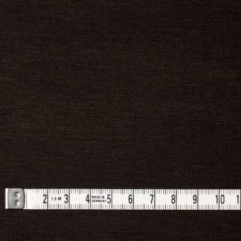 コットン&リヨセル混×無地(ダークブラウン)×天竺ニット_全4色 サムネイル4