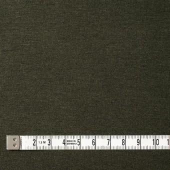 コットン&リヨセル混×無地(カーキグリーン)×天竺ニット_全4色 サムネイル4