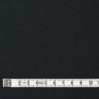 コットン&リヨセル混×無地(ブラック)×天竺ニット_全4色 サムネイル4