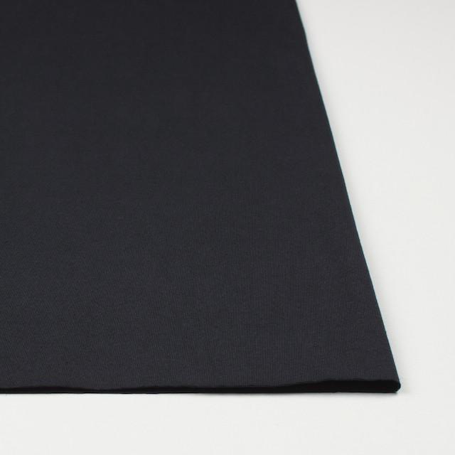 コットン×無地(ダークスレートグレー)×天竺ニット イメージ3