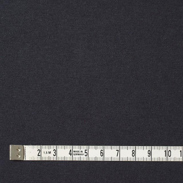 コットン×無地(ダヴグレー)×天竺ニット イメージ4