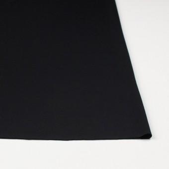 コットン&リヨセル×無地(ブラック)×スムースニット サムネイル3
