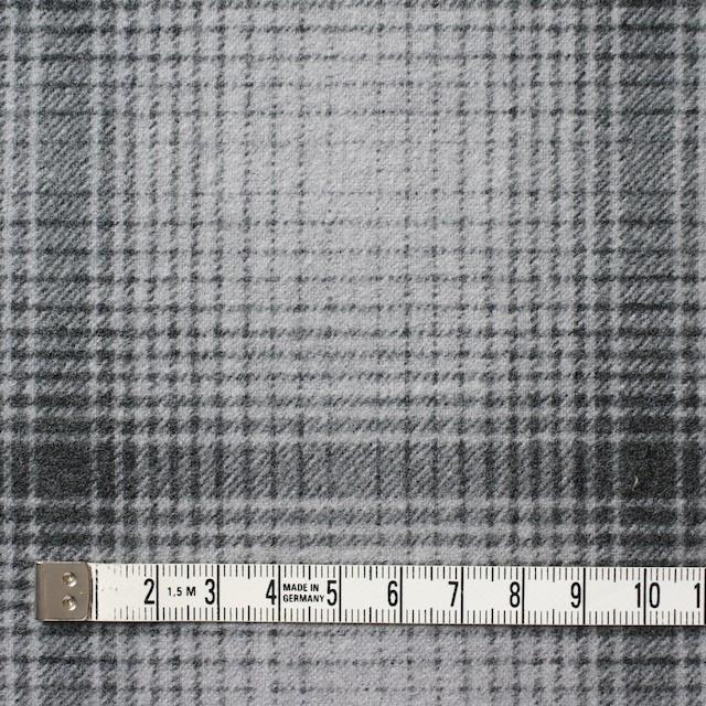 コットン×チェック(グレー)×フランネル_全2色 イメージ4