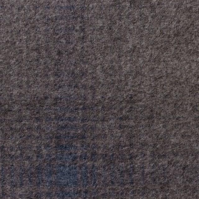 コットン×チェック(セピア)×フランネル_全2色 イメージ1