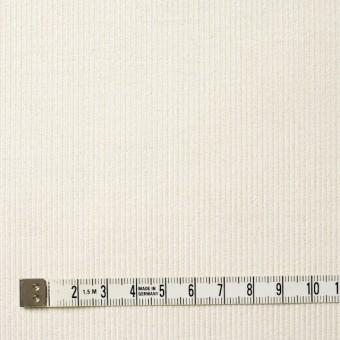 コットン&リネン×無地(アイボリー)×細コーデュロイ_全4色 サムネイル4