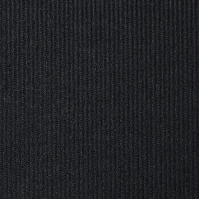 コットン&リネン×無地(ブラック)×細コーデュロイ_全4色 イメージ1