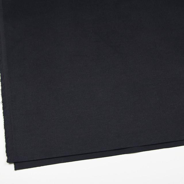 コットン&リネン×無地(ブラック)×細コーデュロイ_全4色 イメージ2