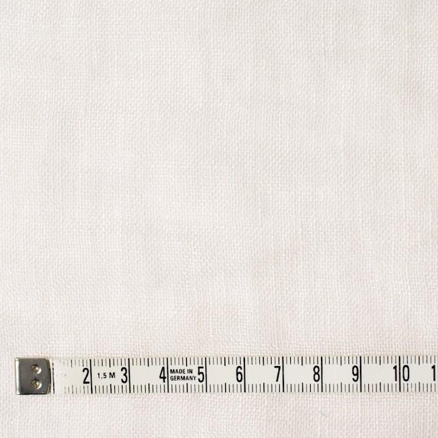 リネン×無地(オフホワイト)×ガーゼ_全5色_イタリア製 イメージ4