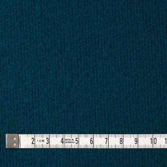 ウール×無地(アカプルコブルー)×圧縮リブニット_全8色 サムネイル4