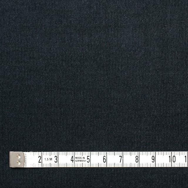 コットン&ポリエステル×無地(チャコールブラック)×ベッチン(シリーズ2)_全2色 イメージ4