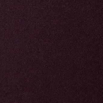 ウール×無地(パープル)×ジョーゼット サムネイル1