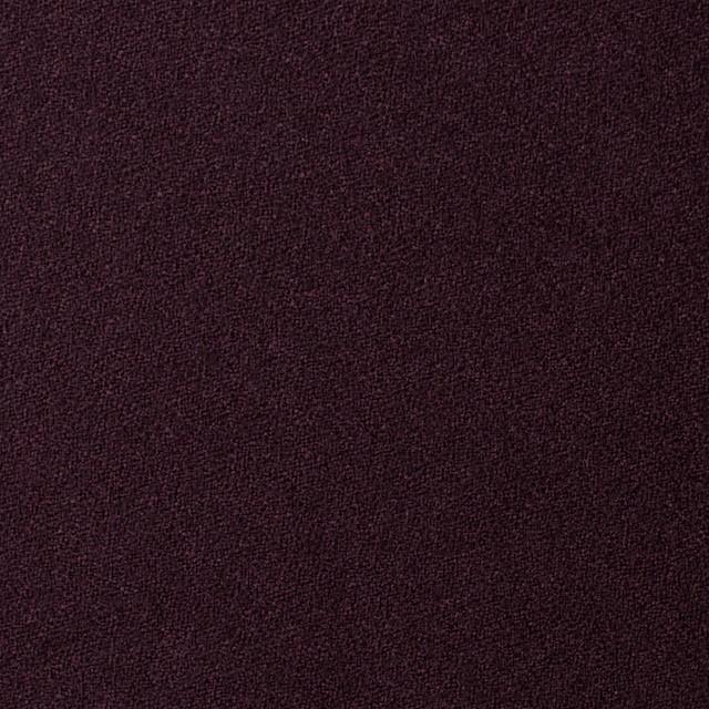 ウール×無地(パープル)×ジョーゼット イメージ1