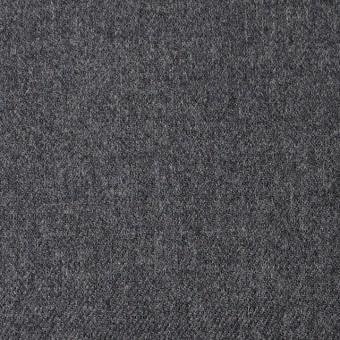 ウール&ポリウレタン×無地(グレー)×サージストレッチ サムネイル1