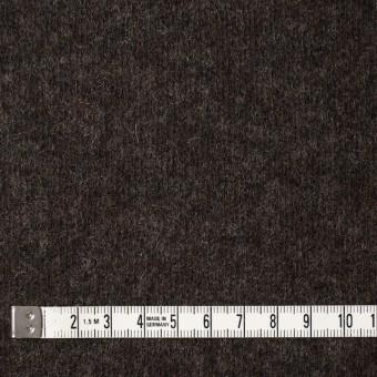 ウール&ナイロン×無地(アッシュブラウン)×圧縮ニット サムネイル4