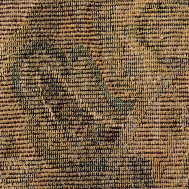 ポリエステル&コットン混×幾何学模様(ベージュミックス)×ゴブラン織_イタリア製 イメージ1