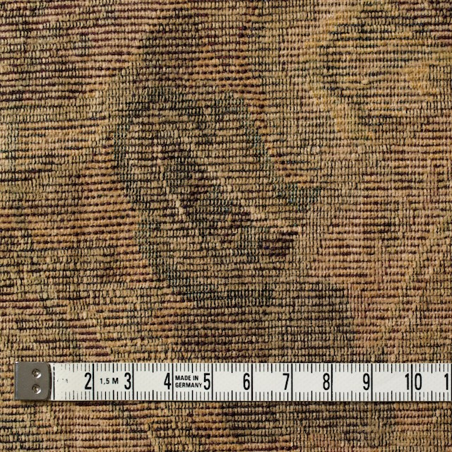 ポリエステル&コットン混×幾何学模様(ベージュミックス)×ゴブラン織_イタリア製 イメージ4
