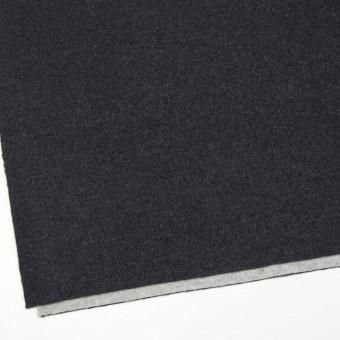 ウール×無地(チャコールグレー&ライトグレー)×Wフェイスビーバー_全3色 サムネイル2