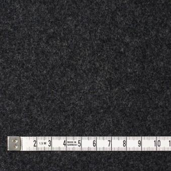 ウール×無地(チャコールグレー&ライトグレー)×Wフェイスビーバー_全3色 サムネイル4